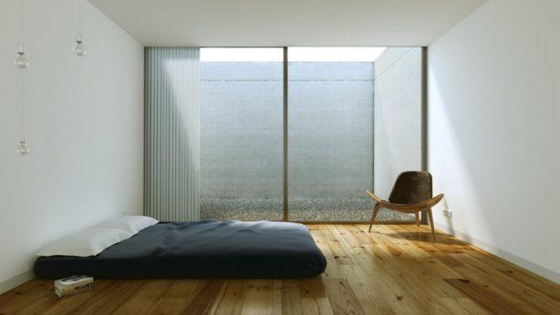 Čista soba dovodi do zdravog uma. Jer to je zdravo okruženje.
